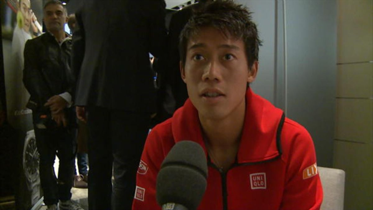 World number five Kei Nishikori says he is feeling confident of launching a serious challenge for the French Open title.