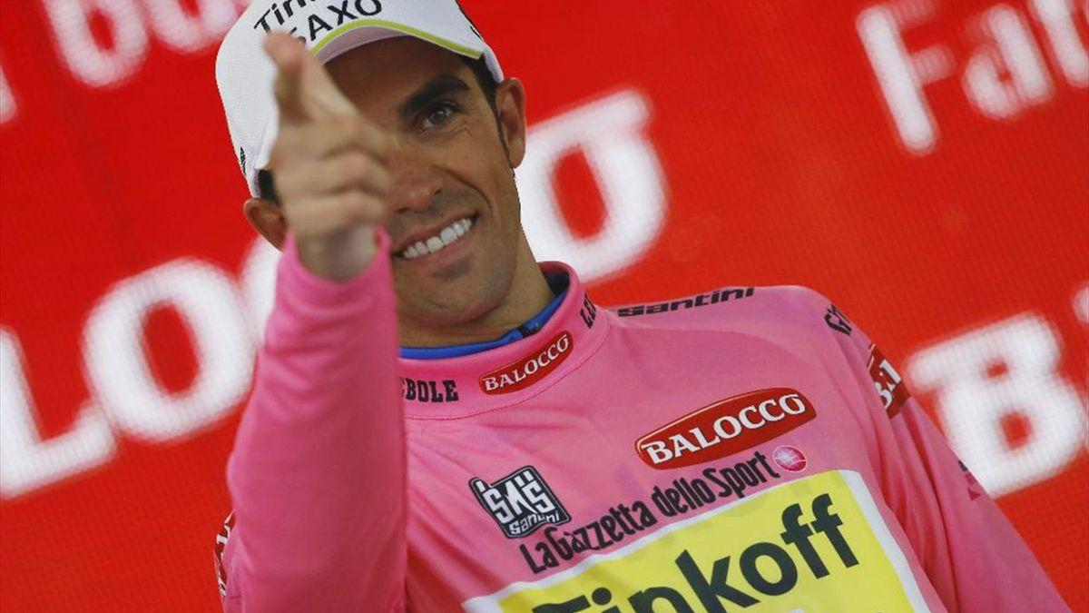 Contador wird Zweiter hinter Gilbert und bleibt vorne