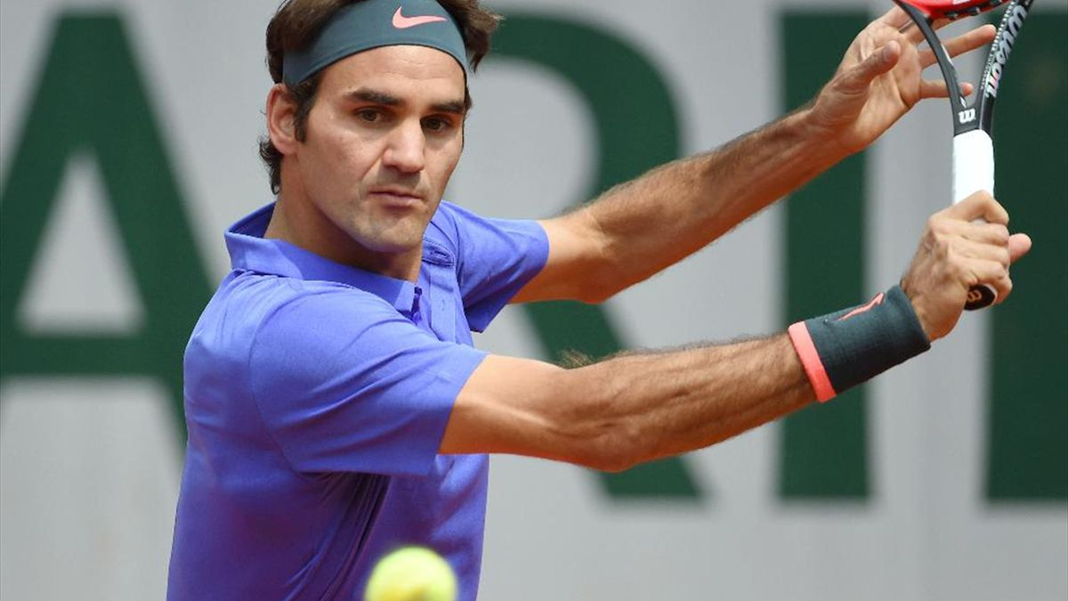 Roger Federer erreicht die dritte Runde
