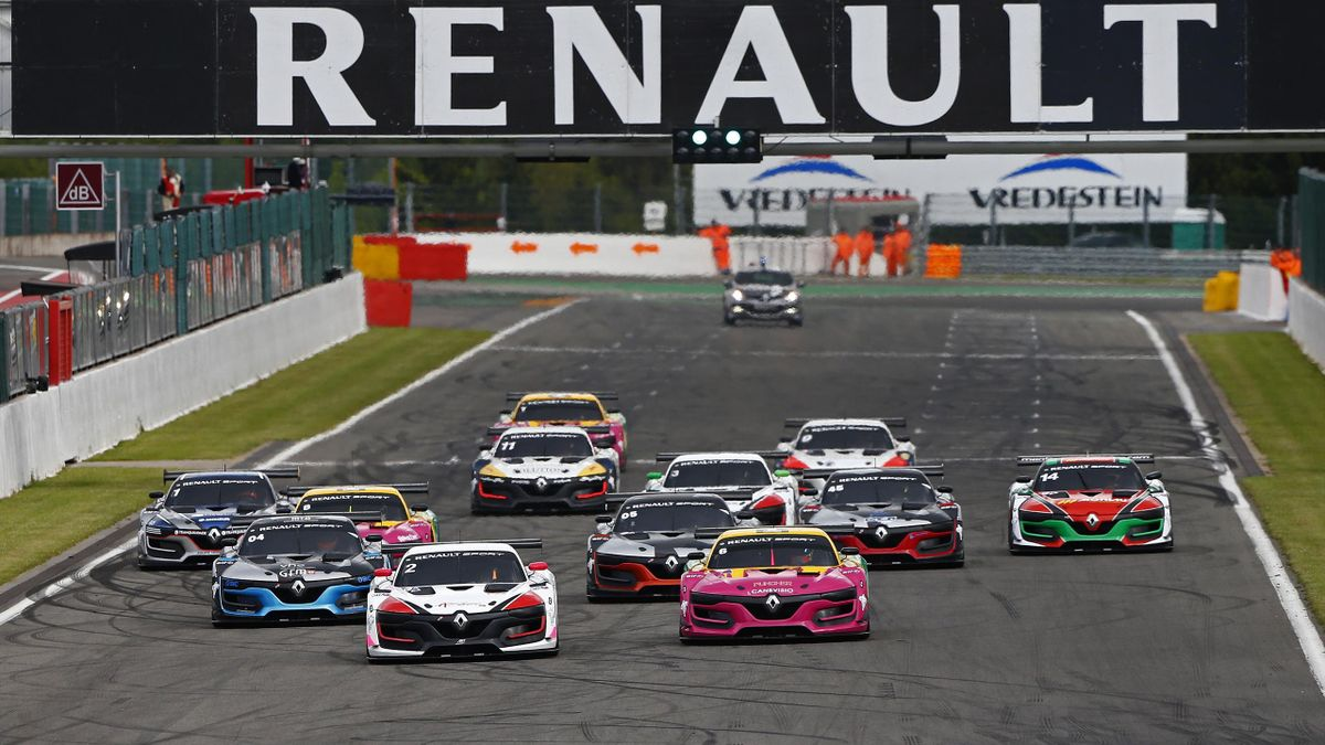 Start frei zur Renault Sport Trophy