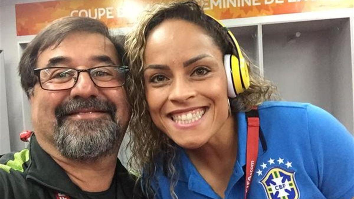 Marco Aurelio Cunha, Brazil women's football co-ordinator.