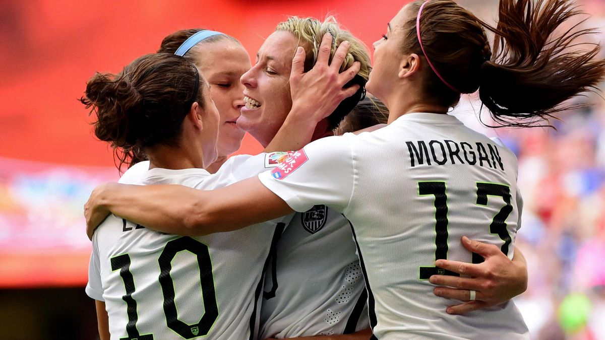 USA top Group of Death with win over Nigeria.