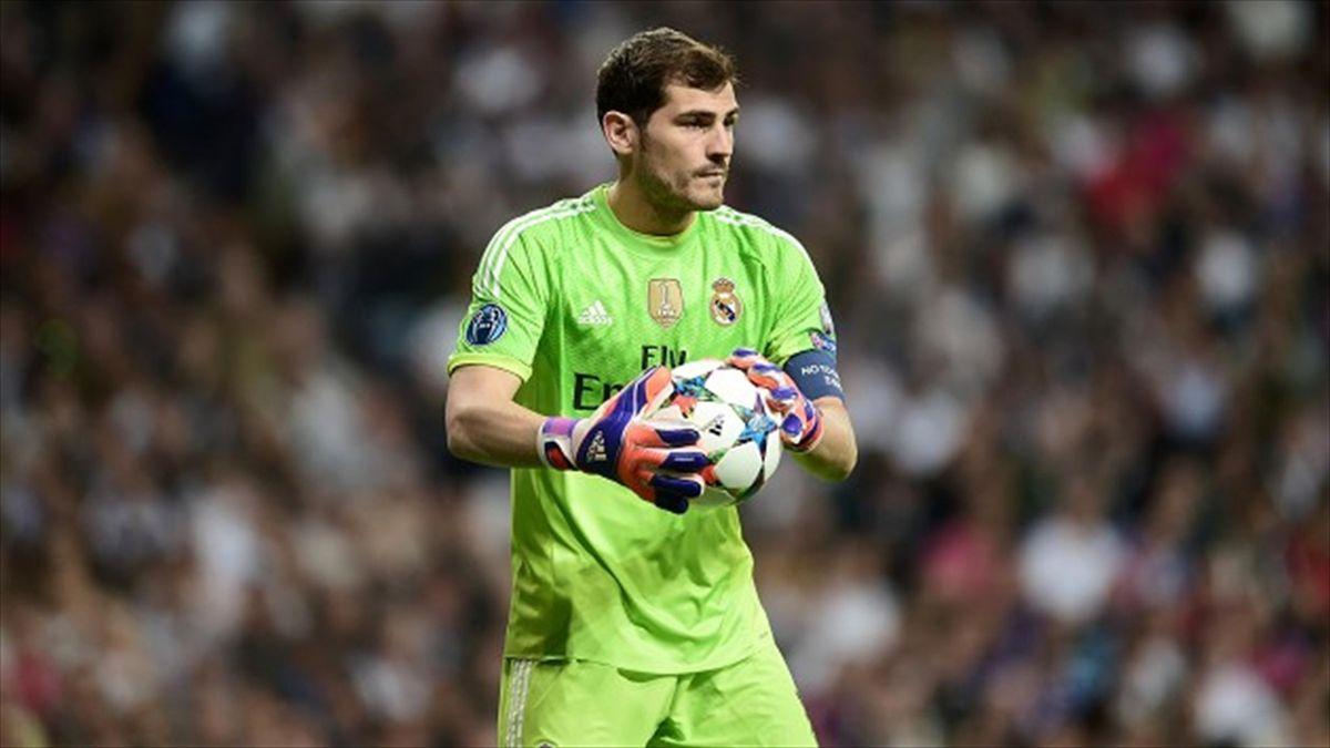 Iker Casillas, legendarul portar al lui Real Madrid