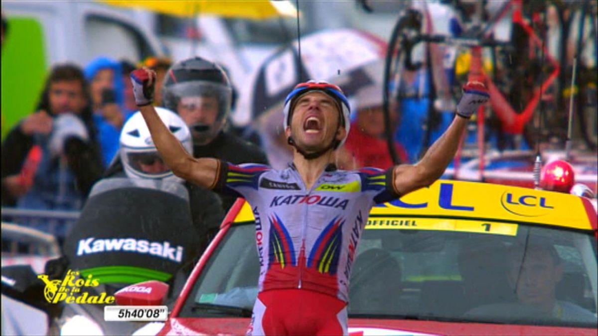 Tour de France - Résumé de l'étape du jour