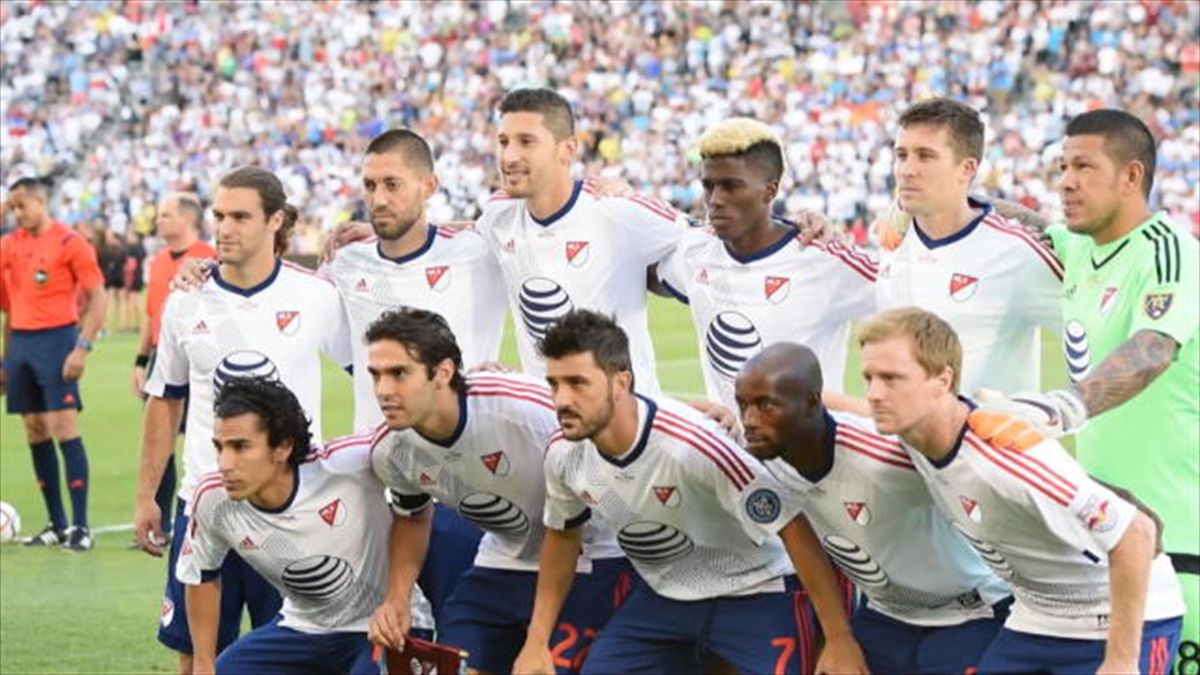 MLS All-Stars captain Kaka believes their 2-1 victory over Tottenham is significant for Major League Soccer.