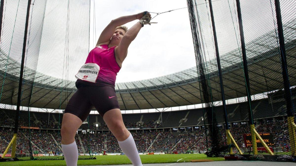 Wlodarczyk durchbricht als erste Frau die 80-Meter-Marke