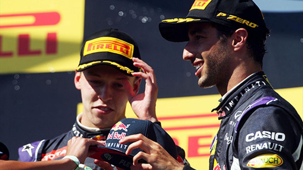 Vers une paire de pilotes inchangée chez Red Bull