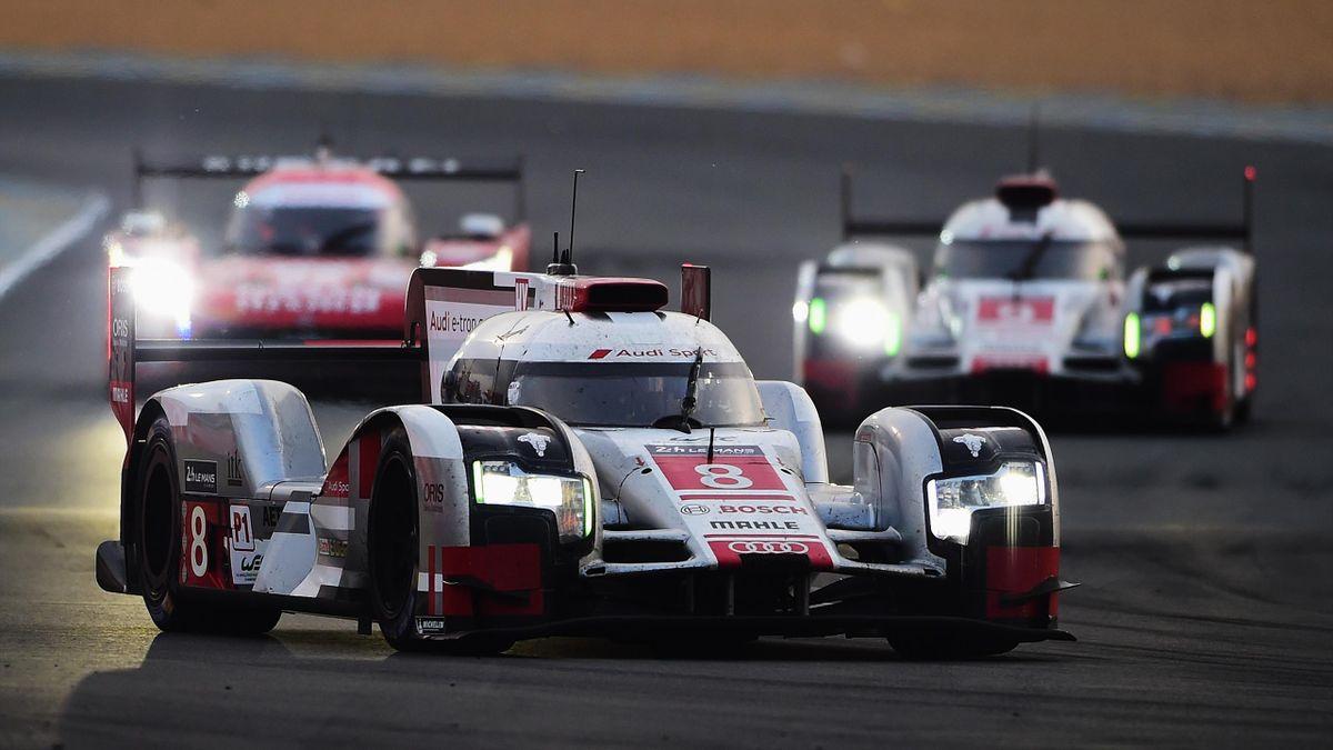 Le Mans 24 tunnin ajo