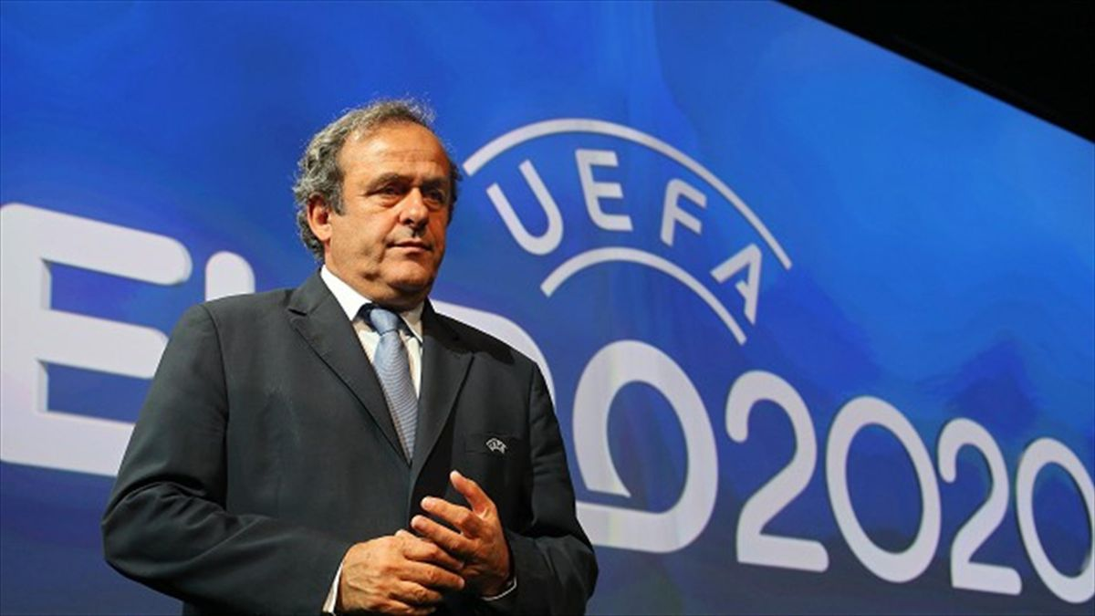 UEFA president Michel Platini is under pressure to explain a payment from FIFA.