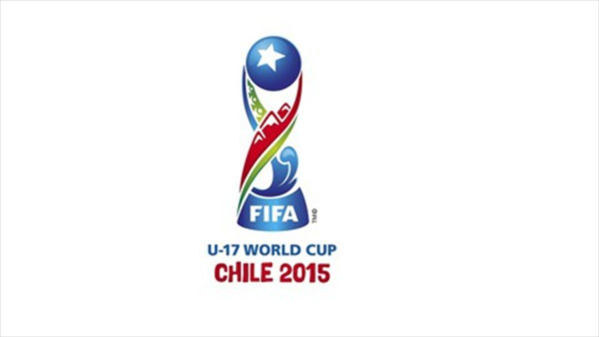 logo player football fifa u17 chile 2015