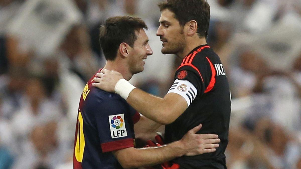 Lionel Messi i-a trasmis un mesaj de respect și admirație lui Iker Casillas după anunțul acestuia de se retrage din activiatate