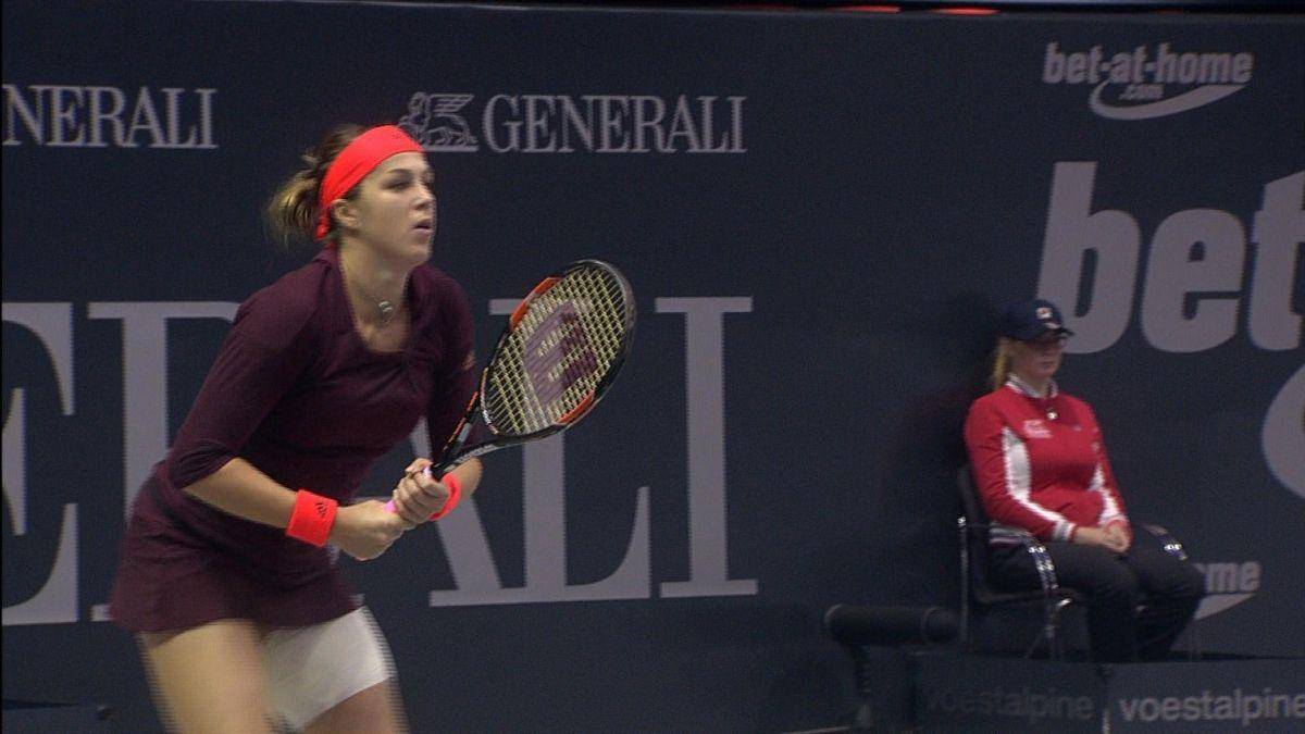 1017 WTA Linz Pavlyuchenkova vs Flipkens