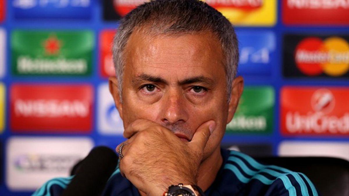 Jose Mourinho felt Chelsea should have had a penalty
