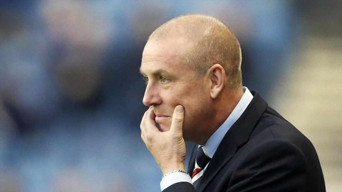 Rangers manager Mark Warburton is refusing to worry about the Ibrox oldco's tax battle defeat