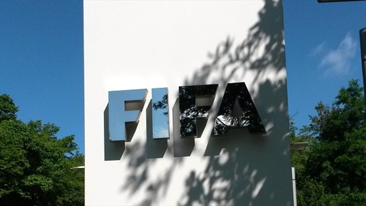 FIFA's ethics committee has issued bans on two officials from Asia