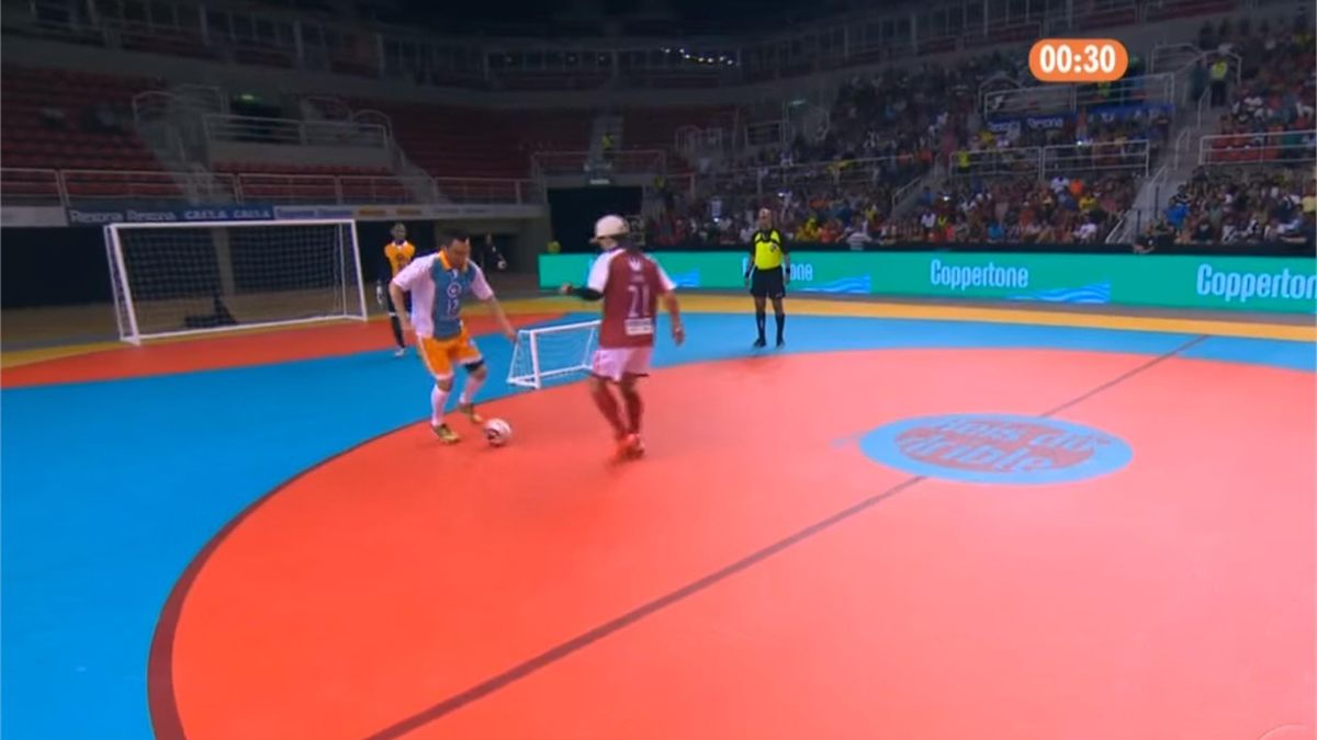 The ultimate futsal one v one