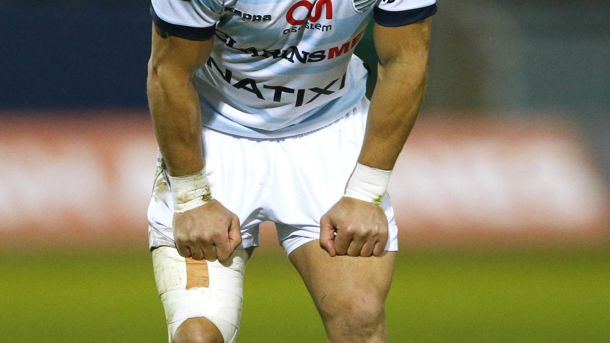 Dan Carter was in imperious form for Racing 92.