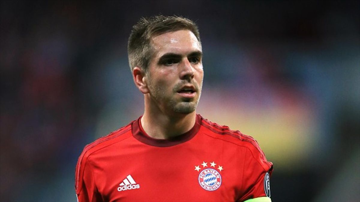 Bayern Munich's Philipp Lahm has hinted at early retirement