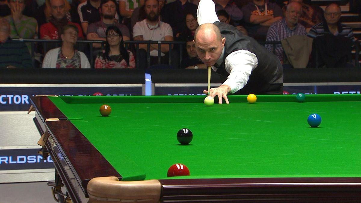 0218 Welsh Open: Judd Trump's 4-3 loss to Joe Perry