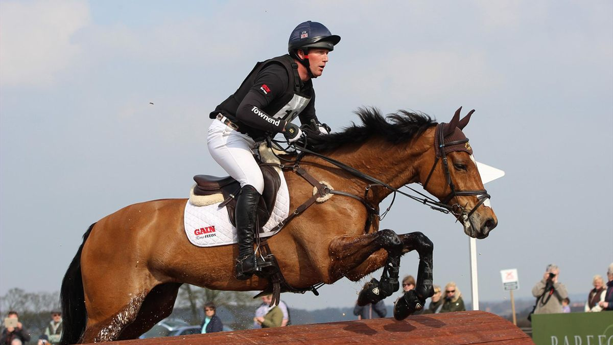 Oliver Townend - Cooley Master Class