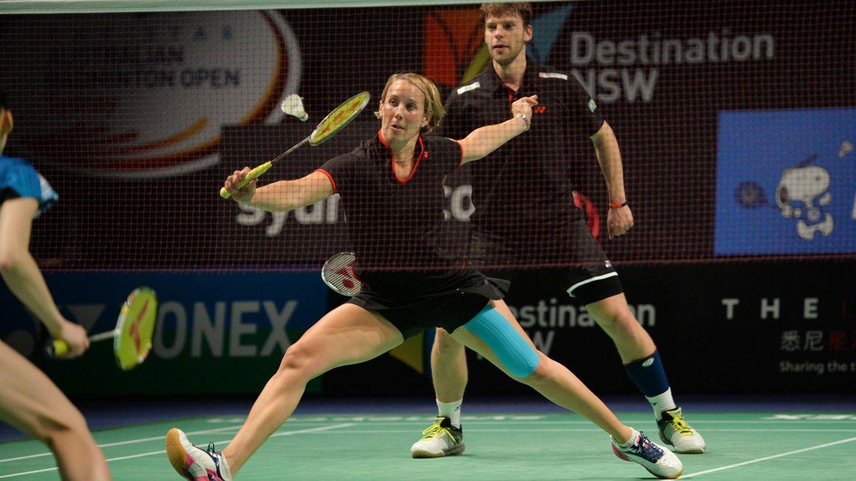 Birgit Michels und Michael Fuchs