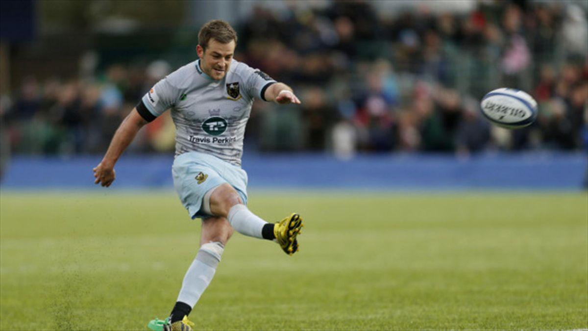 Northampton Saints' Stephen Myler was his side's match-winner