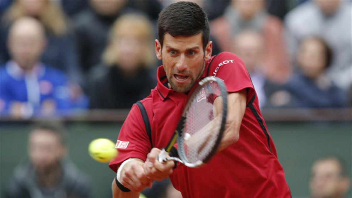 Novak Djokovic is through to a 30th grand slam semi-final (AP)