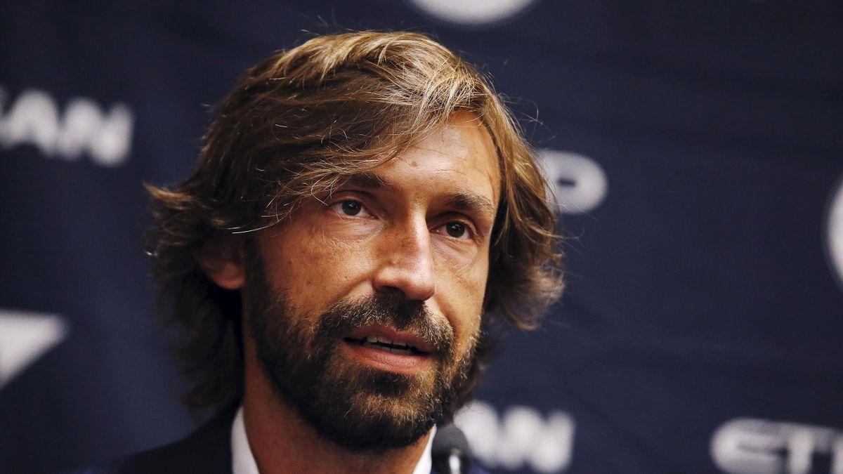 Andrea Pirlo, noul antrenor al lui Juventus