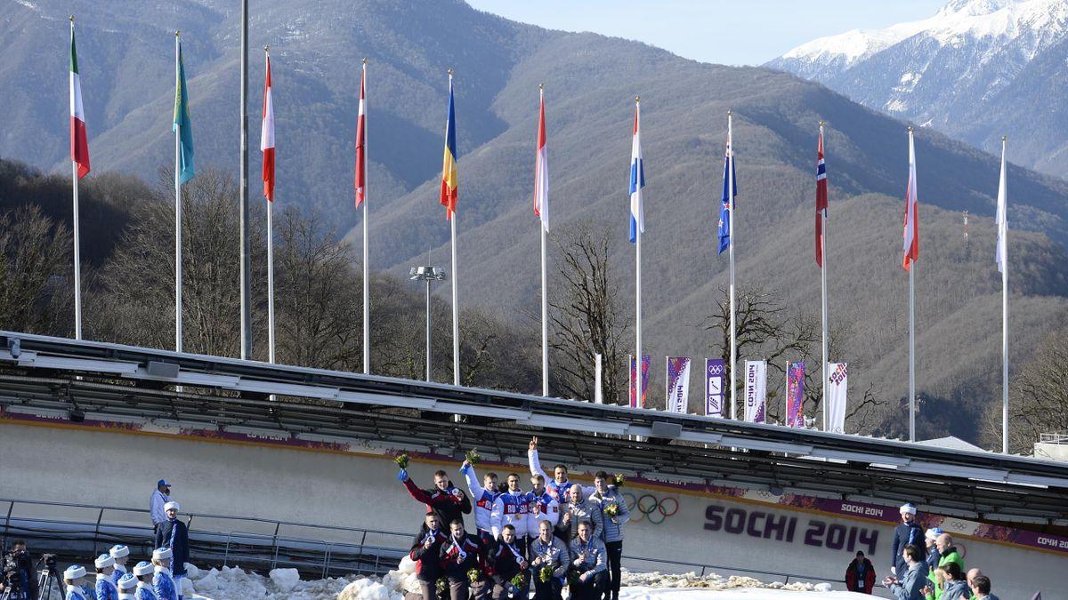 Die Rodel-WM 2020 wird in Sotschi ausgetragen