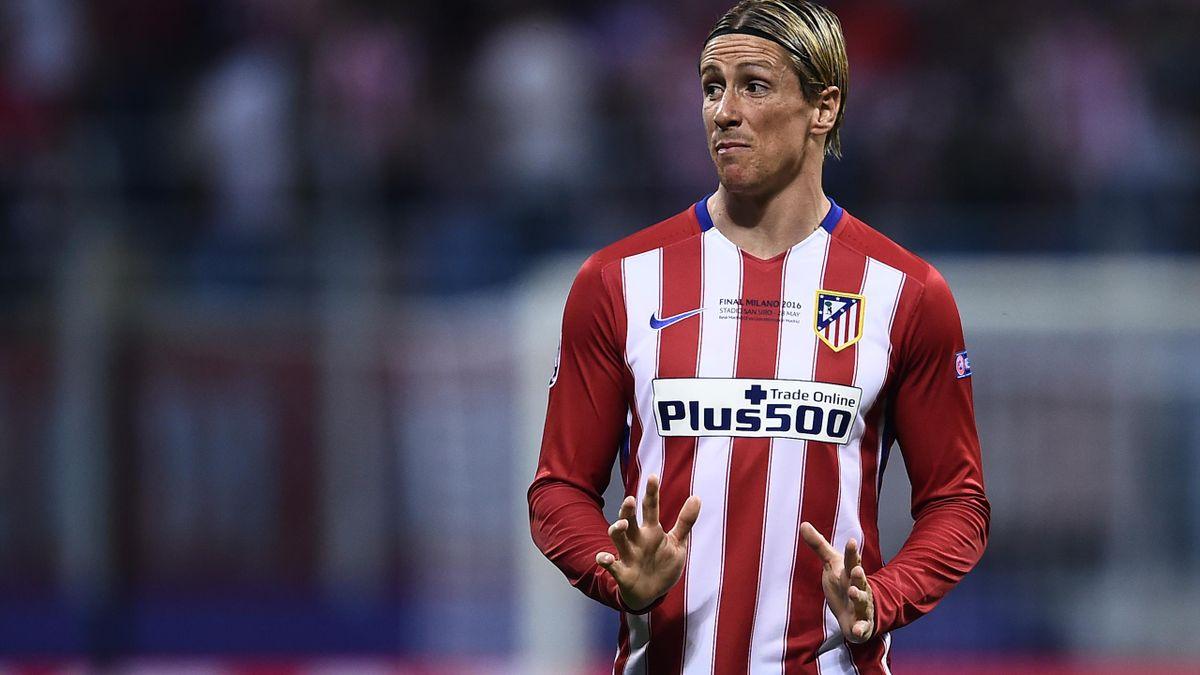 Bleibt bis 2017 bei Atletico: Fernando Torres