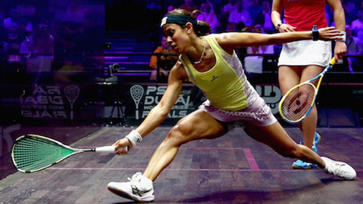 Nicol David creates squash world rankings record