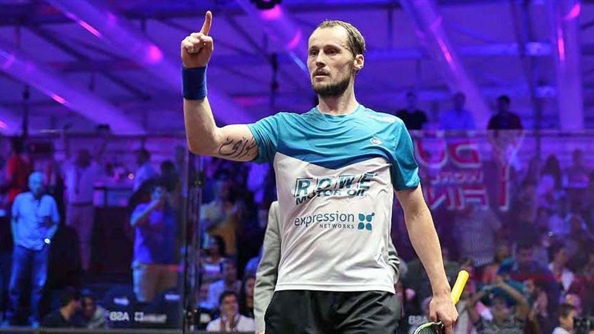 Eurosport Player to broadcast biggest-ever squash season