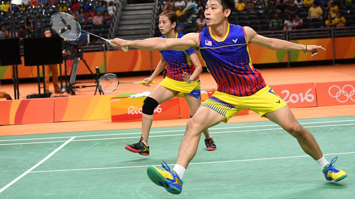 Das Indonesische Badminton-Mixed gewinnt Gold in Rio