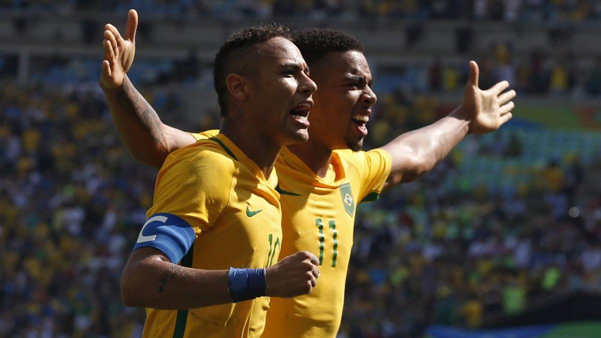 Brasil celebra su pase a la final en Río 2016