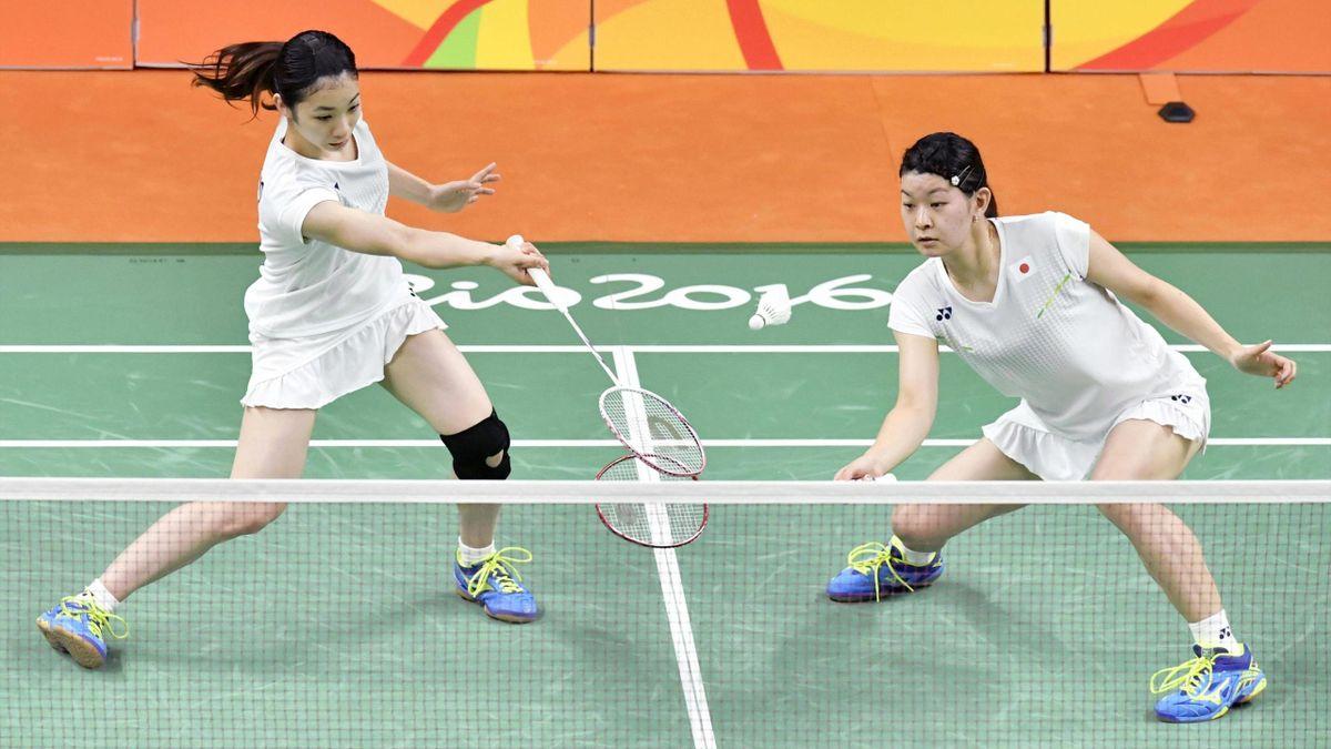 Misaki Matsutomo und Ayaka Takahashi