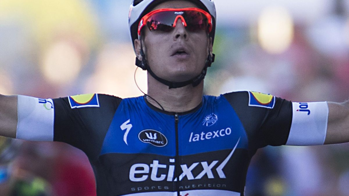 Gianni Meersman feiert zweiten Etappensieg bei Vuelta