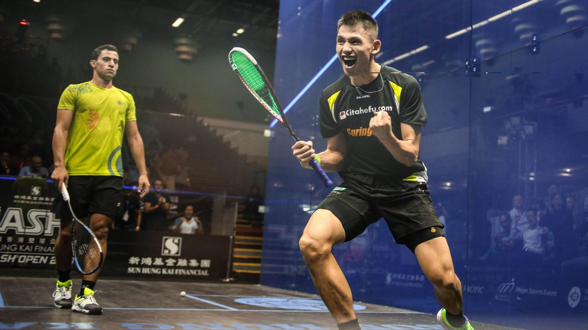 Max Lee Delights Home Crowd To Reach Hong Kong Open Semi-final