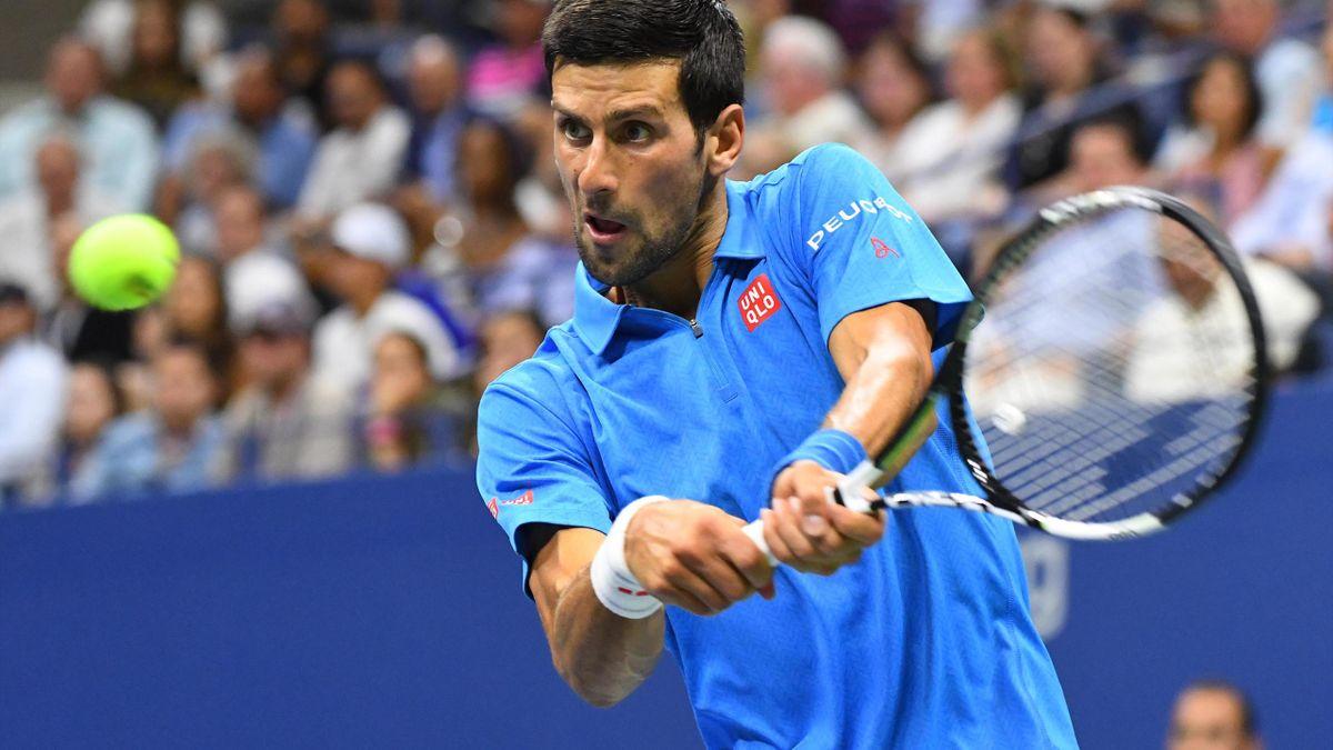 Djokovic zieht kampflos in Runde drei der US Open ein