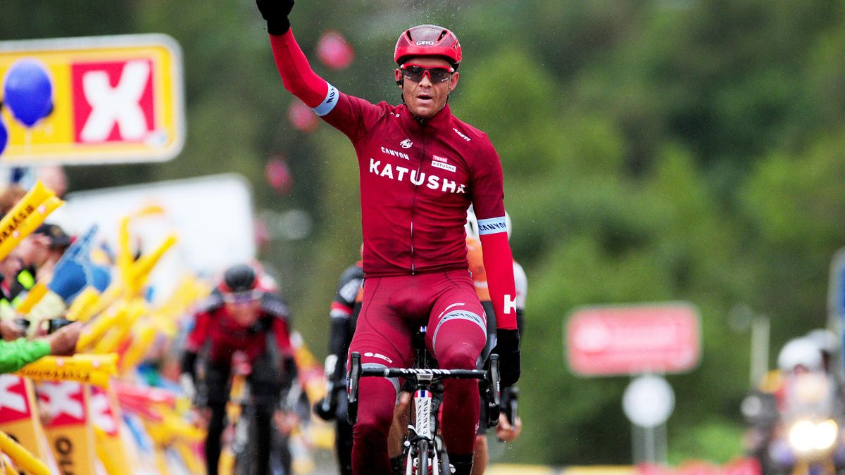 Kristoff makes it two straight to claim lead at Tour des Fjords