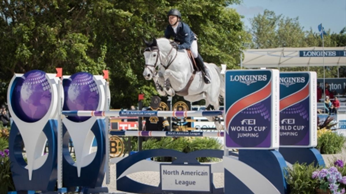 Kent Farrington secures 2016 American Gold Cup success in Longines FEI World Cup qualifier