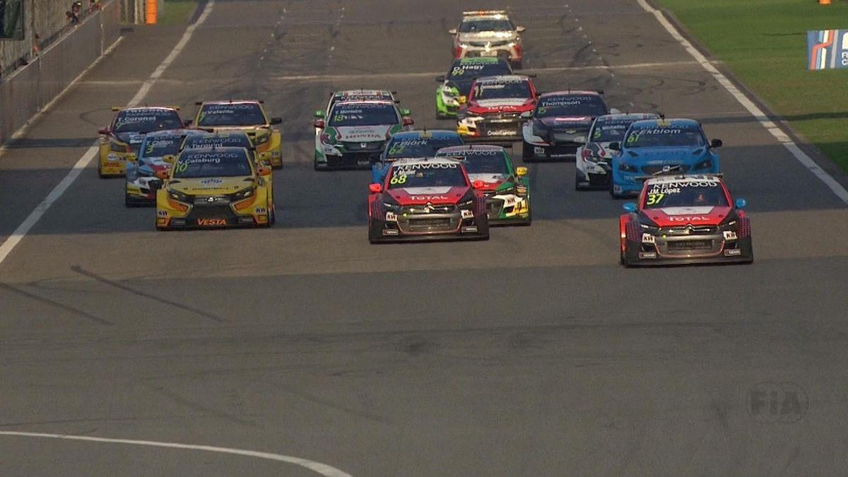 News_E : WTCC - Race of China: Races 1 & 2