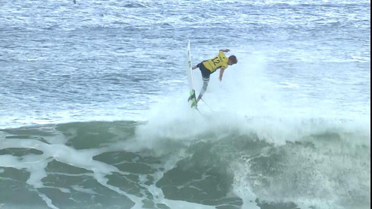 Hawaii's John John Florence clinches World Surf League title