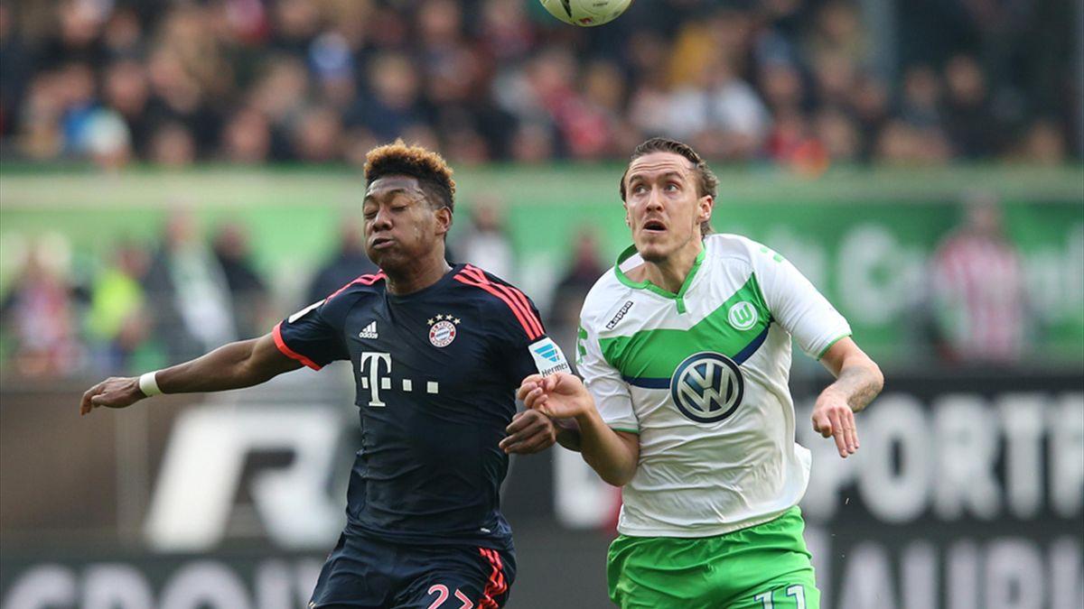 Pokal: Bayern München trifft auf den VfL Wolfsburg