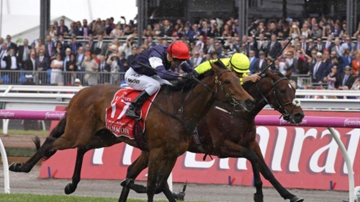 McEvoy rides Almandin to Melbourne Cup success at Flemington