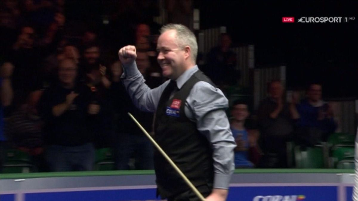 Higgins produces incredible 147 break in Belfast