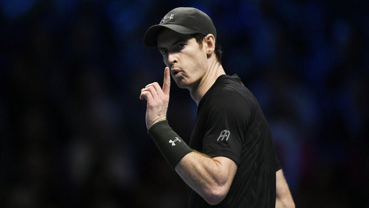 Halbfinal-Einzug perfekt für Andy Murray