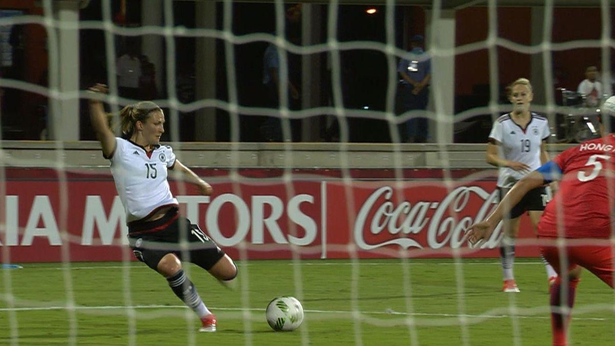 DFB-U20 stürmt zum Gruppensieg bei WM