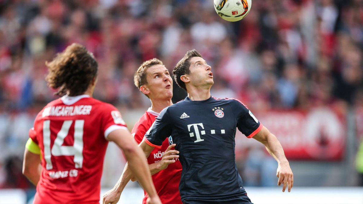 FSV Mainz - Bayern Monachium