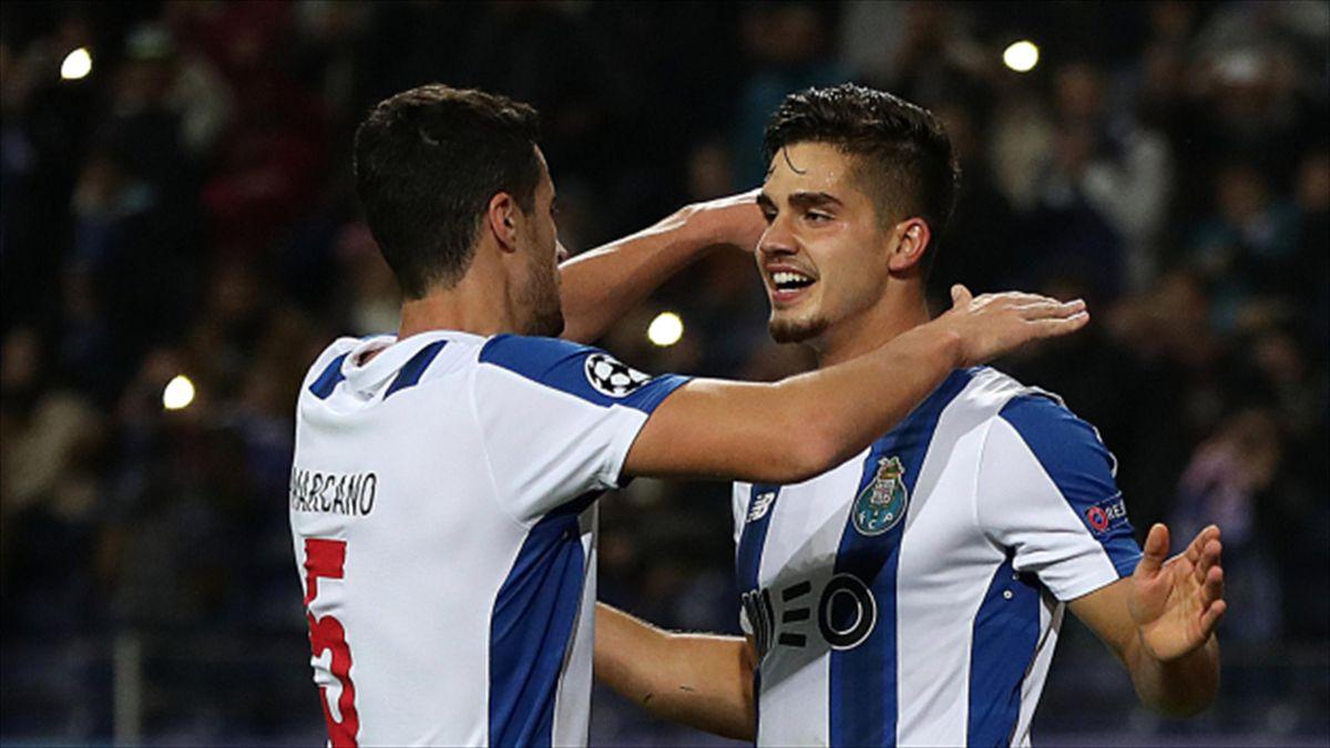 Porto's Andre Silva