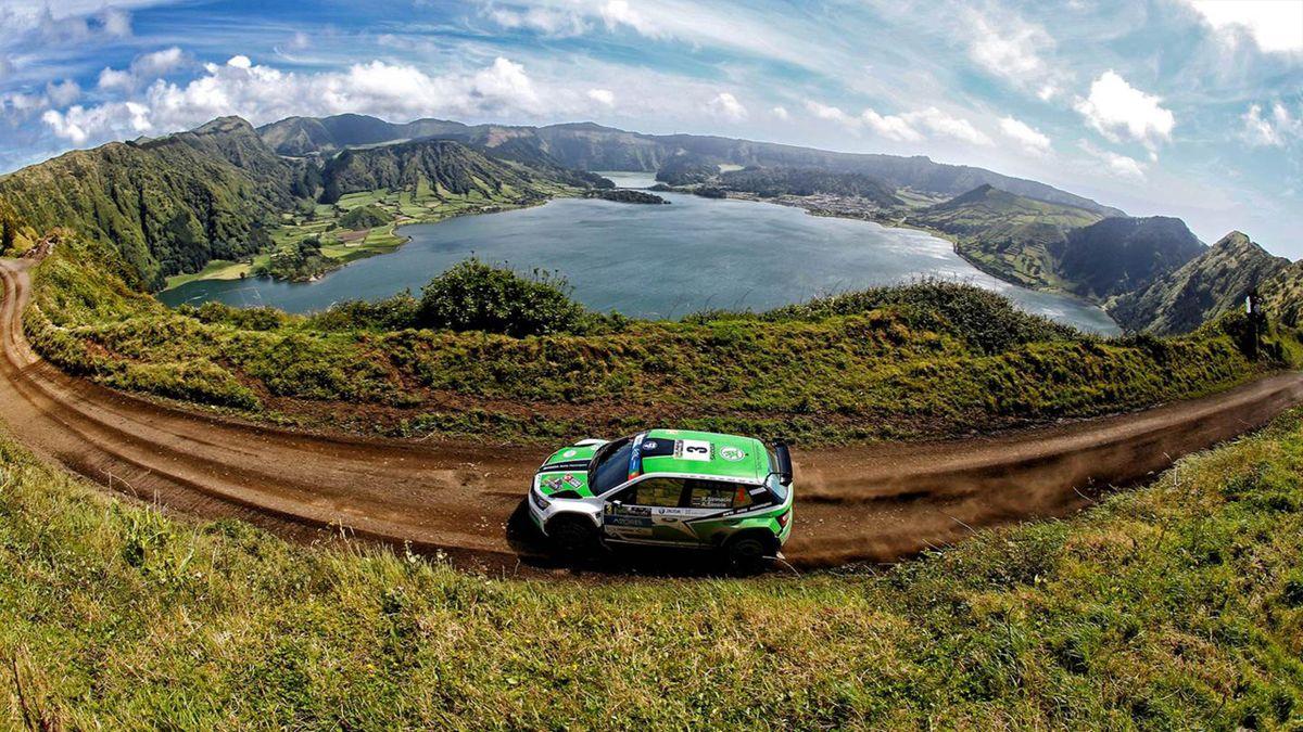 FIA Rallye-Europameisterschaft 2017